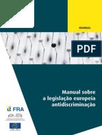Handbook Non Discri Law POR