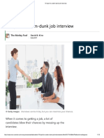 10 Tips for Job Interview