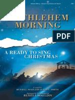 Bethlehem Morning PDF