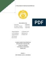 Laporan TekTrans - M. Rafky S. Danifaro 1506745346 Revisi 1.docx