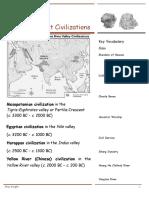 ancient civilisations review part 3