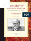 (Studies in Central European Histories 49) by Gerhard A. Ritter, translated by Alex Skinner-German Refugee Historians and Friedrich Meinecke_ Letters and Documents, 1910–1977 (Studies in Central Europ.pdf