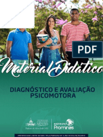 Diagnóstico e Avaliação Psicomotora
