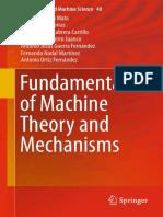 A. Simón, Fundamentos de Teoría de Máquinas y Mecanismos