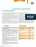BTS Maintenance Des Materiels de Construction Et Manutention