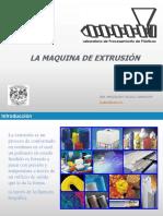 5 La Maquina de Extrusion UNAM Abr 2015
