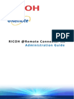 AtRemoteConnectorNX Admin Guide