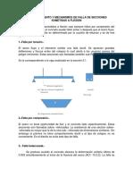 Comportamiento y Mecanismos de Falla de Secciones Sometidas a Flexión