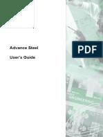 Advanced Steel User Guide