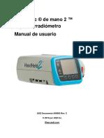 Manual espectroradiometro traducido