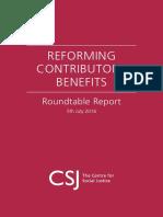 161206 Contributory Benefits