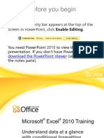 training presentation - understand data at a glance with conditional formatting.pptx