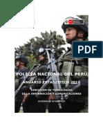 ANUARIO PNP 2016 Presentacion