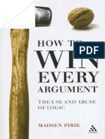 How to Win Every Argument.pdf