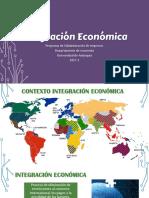 Clase 13 -Integración Económica