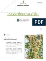 Reverdece Tu Vida (Curso de Agricultura Ecologica)