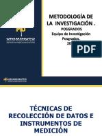 Técnicas de Recoleccion de Datos e Instrumentos de Medicion.ppt