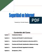 Programa Seguridad en Internet