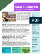 st germans newsletter - 10 dec 2017