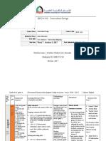 Curriculum Mapping, Juwaher