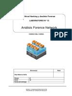 Laboratorio 13 - Analisi Forence Network v2