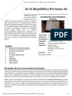 Constitución de La República Peruana de 1856 - Wikipedia, La Enciclopedia Libre