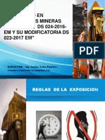 Seguridad en Operaciones Mineras Puno