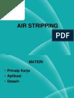 PPT Kuliah Air Stripping REV