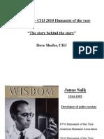The Salk Polio Vaccine Story