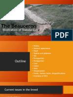 the beauceron - presentation final