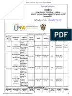 Agenda - VIROLOGIA - 2017 II Período 16-04 (Peraca 363)