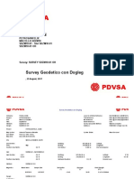 Survey Geodetico Con Dogleg