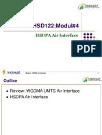 4 Modul#4 HSD122 HSDPAAirInterface