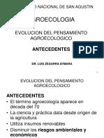 i Agroecologia