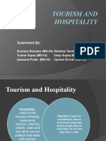 tourism hospitality_roll no