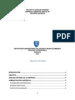 Segunda Entrega Proyecto Proceso Estrategico - Ultimo