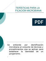 IDENTIFICACIÓN MICROBIANA.ppt