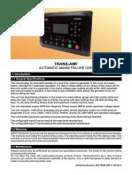 Trans Amf Manual