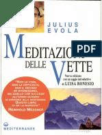 Julius Evola-Meditazioni Delle Vette_ Scritti Sulla Montagna 1927-1959-Edizioni Mediterranee (2003)