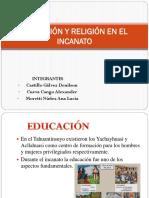 Educación y Religión en El Incanato