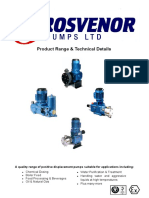 Grosvenor Full Product Range & Technical Nformation Catalogue
