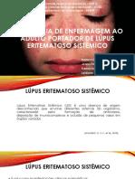 OficialAssistência de Enfermagem Ao Adulto Portador de Lúpus
