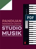 170853 Panduan Pendirian Usaha Studio Musik