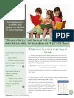 correct literacy newsletter