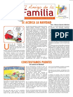 EL AMIGO DE LA FAMILIA 10 diciembre 2017