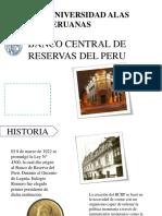 Banco Central de Reservas Del Peru