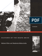 (Post-Contemporary Interventions) Esther Sánchez-Pardo-Cultures of the Death Drive_ Melanie Klein and Modernist Melancholia-Duke University Press Books (2003)