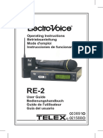 RE-2 User Guide Multi-Language