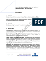Manual de Gestion de Riesgos de Laft 111200 1.