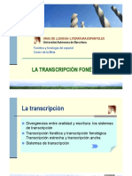T4_Transcripción fonética